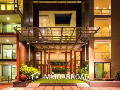 apartment in phuket haus phuket 2eams4s. Black Bedroom Furniture Sets. Home Design Ideas
