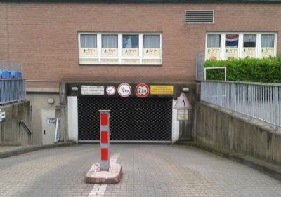 Langenfeld Garage, Langenfeld Stellplatz