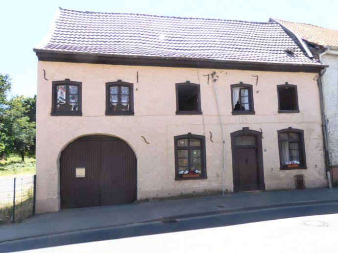 Altbau in Randerath aus 1774!