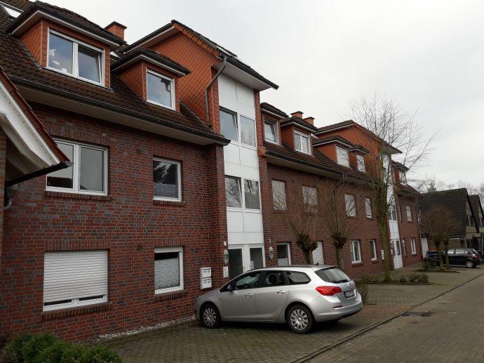 2 Zi.-Dachgeschoss Single Wohnung ohne Balkon
