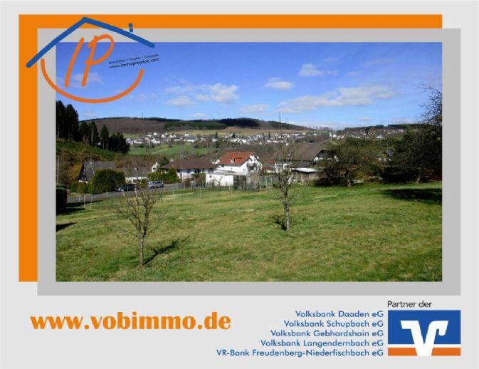 Von IPC: Wohngrundstück mit Fernblick in Dickendorf