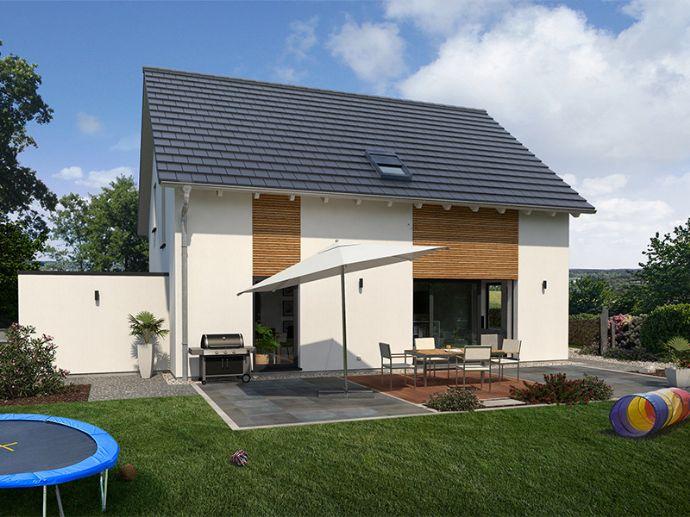 Sonniges Grundstück in Niederaula mit KfW 40 Haus