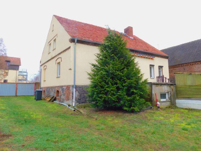 ... ein Haus für fleißige Handwerker ...