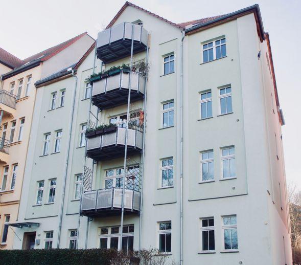 Wohnen am Stadtpark - 2Zimmer mit Balkon