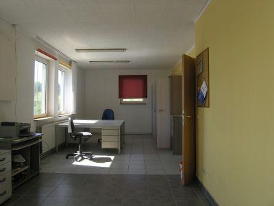 Büroraum, Teilansicht