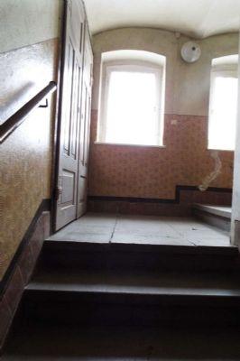 Treppe Podest