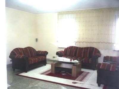 Wohnzimmer-Fußbodenheizung!