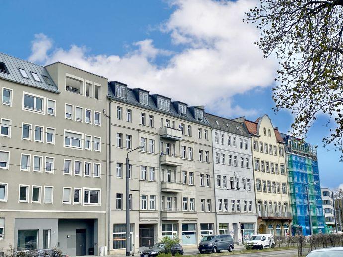 tolle 3 Zimmer-Wohnung mit Balkon