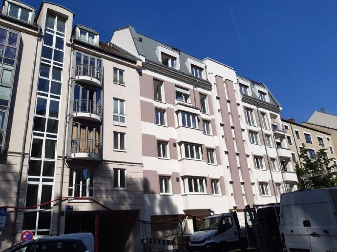 Fallmerayer Hof II, 105 m² Penthouse über den Dächern von Schwabing