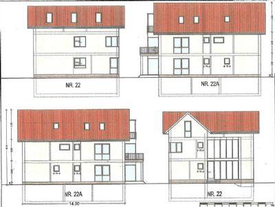 Berlin-Kaulsdorf: Grundstück mit Baugenehmigung für zwei Wohnhäuser