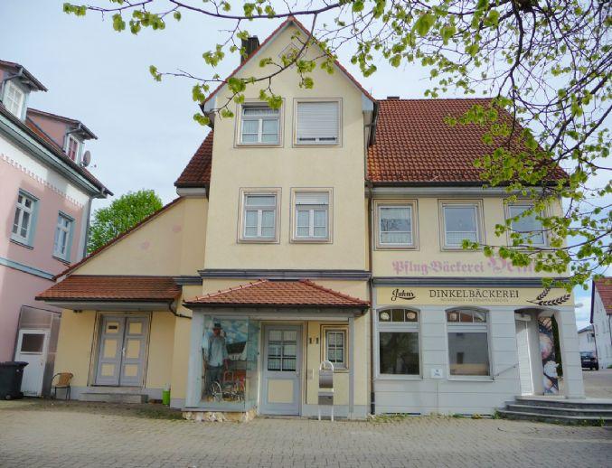Wohn- und Geschäftshaus in Dornstadt-Tomerdingen