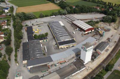 Brunnenthal Halle, Brunnenthal Hallenfläche