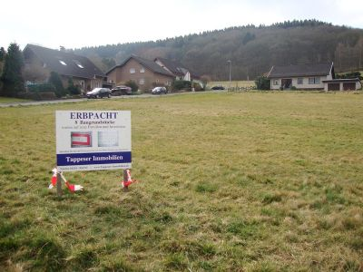 Willkommen in Eicherscheid! Nur noch 5 Bauparzellen auf Erbpacht; eine gute Alternative zu Ihrem Traumhaus!