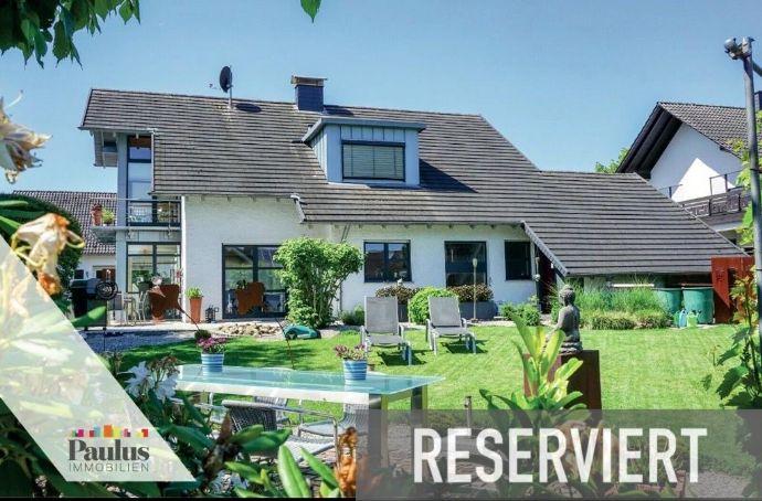 Modernes Einfamilienhaus in Rehlingen zu verkaufen