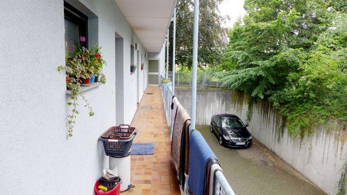 Single - Wohnung im Erdgeschoss!
