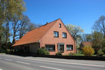 Wohnen mit Lebensqualität mit Terrasse und Garten in Syke