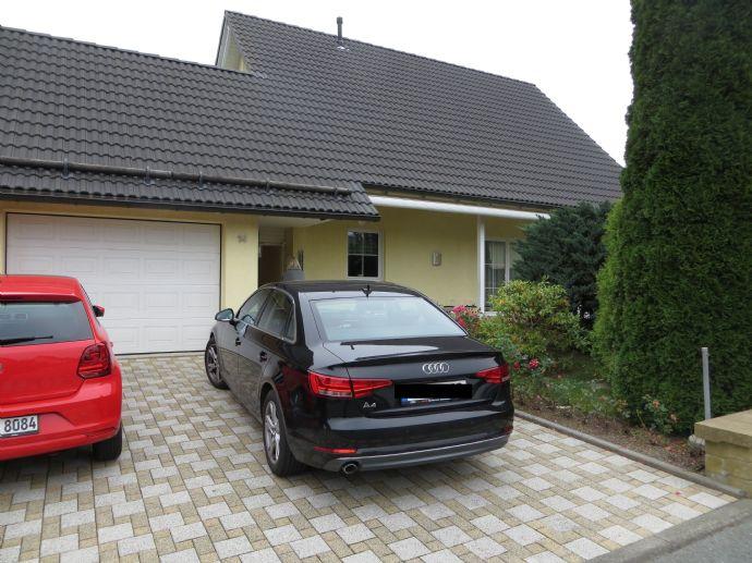 Schön Wohnen mit Fernblick- EFH in Wolkenstein