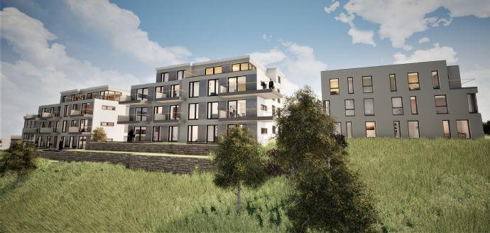 Exklusive 2-Zimmer Gartengeschoss-Wohnung mit großer Südterrasse ab November - Erstbezug !