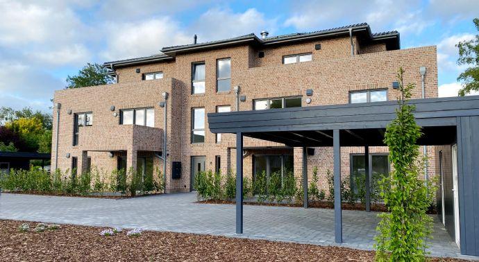 Hochwertige Wohnung im OG im Zentrum von Ostrhauderfehn zu vermieten