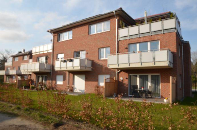 2 Zimmer Wohnung in Hanstedt , Nordheide