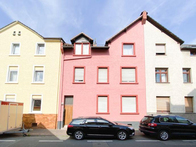 Solide Kapitalanlage *** 3 Familienhaus in Frankfurt-Griesheim (PROVISIONSFREI)