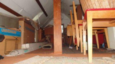 Dachboden auch ausbaubar