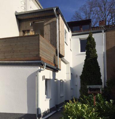 Sonniges Reihenhaus mit Garten und Dachterrasse in Hastedt.