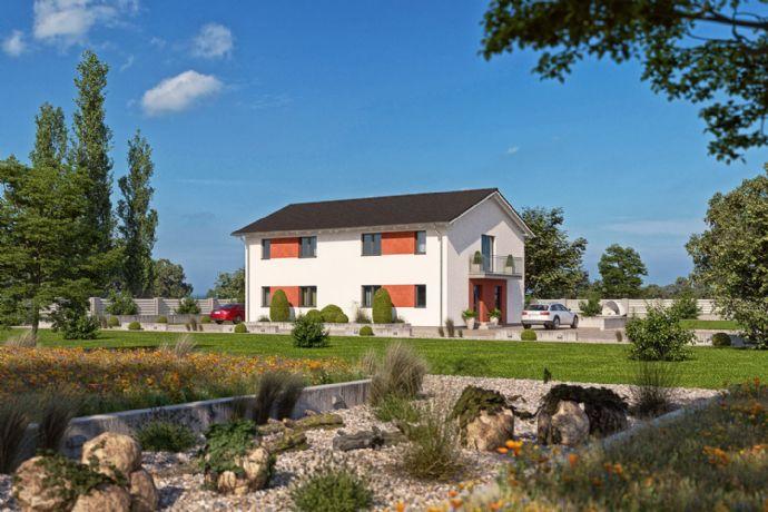 Projektierte Doppelhaushälfte in ruhiger Lage - SCHLÜSSELFERTIG