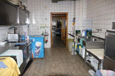 Küche Gaststätte