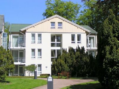 Strand Park Heringsdorf - Wohnung 3.24