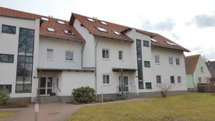 2-Raum Wohnung im Dachgeschoss