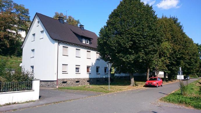 Gemütliche Single-Dachgeschoss-Wohnung