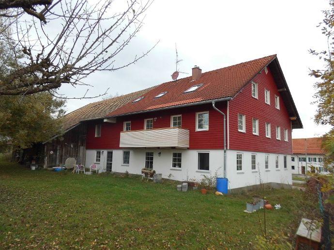 Hofstelle (MFH) 3 Wohnungen bei Obergünzburg