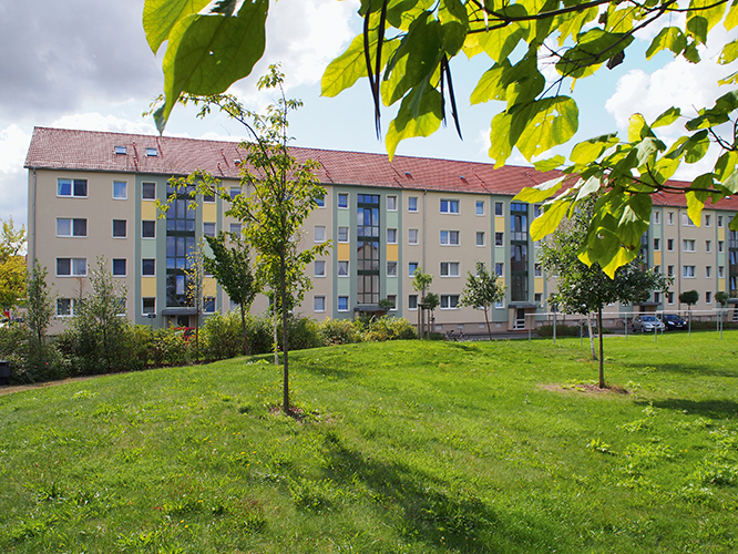 Gemütliche 2-Raum-Wohnung mit Balkon Nähe Stadtzentrum