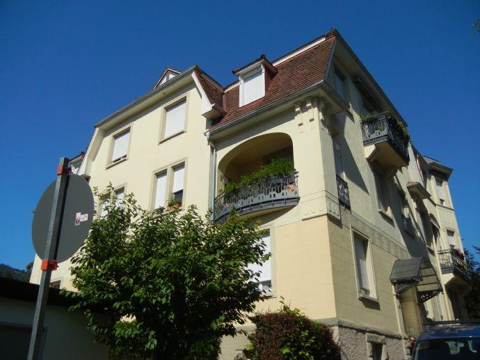 Elegante 3-Zimmer-Wohnung in Baden-Baden am Annaberg