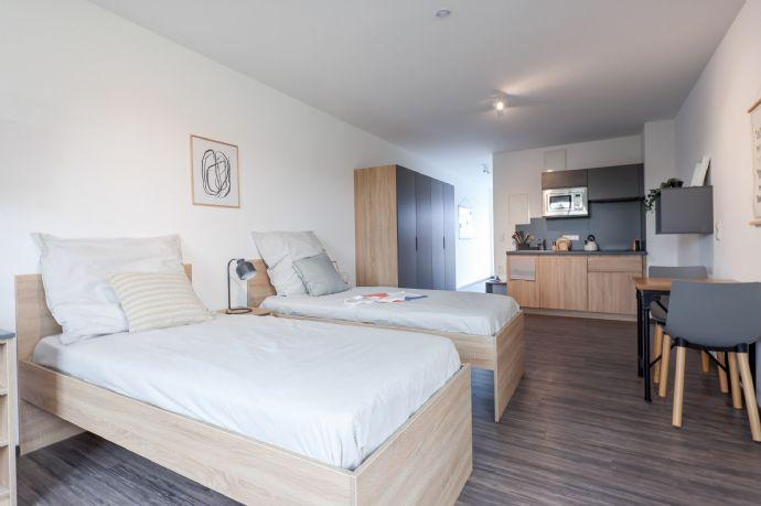 1 Zimmer Wohnung in Berlin (Lichterfelde)