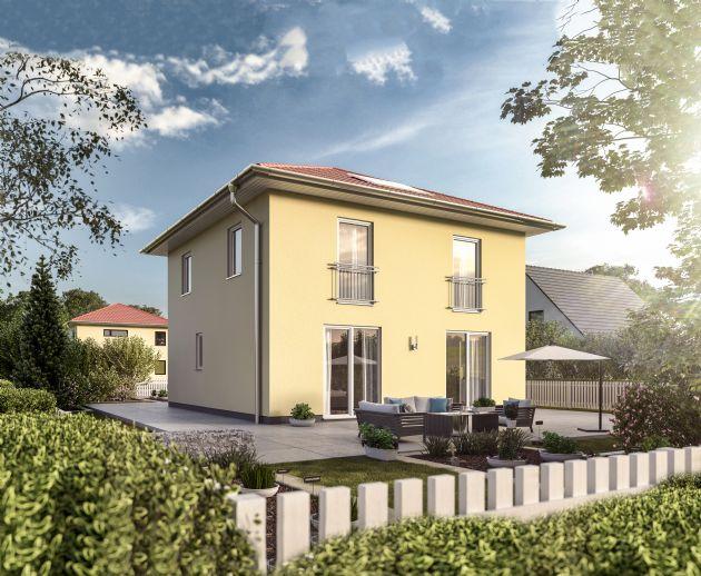Stadtvilla in Edemissen - Traumgrundstück mit Feldblick