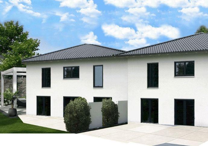 Hamburg Eidelstedt - Stadtvilla als Doppelhaus in schöner Wohnlage