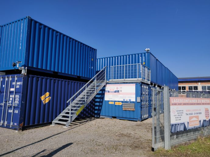 Lagerraum in Wiesloch - Heidelberg - Garage - Lagerbox - Container - Lager - Mietlager