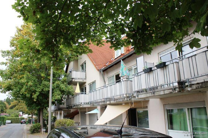 Tolle 1-Zimmer-Wohnung mit Balkon und TG-Stellplatz in Erlangen