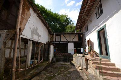 Vielseitig gestaltbarer Innenhof