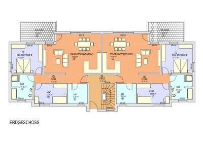 4-Zi.-Wohnung im Erdgeschoss,Barrierefrei in VK-Ludweiler in einer ruhigen Seitenstraße