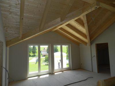 sch nes kfw 55 energiesparhaus mit einliegerwohnung und doppelgarage in unverbaubarer. Black Bedroom Furniture Sets. Home Design Ideas