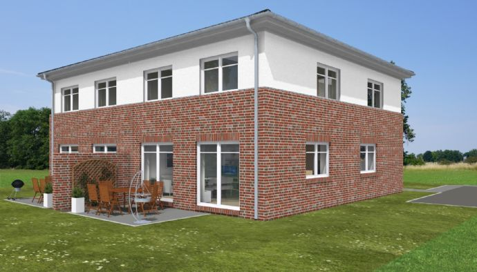 Moderne Doppelhaushälfte in Buchholz