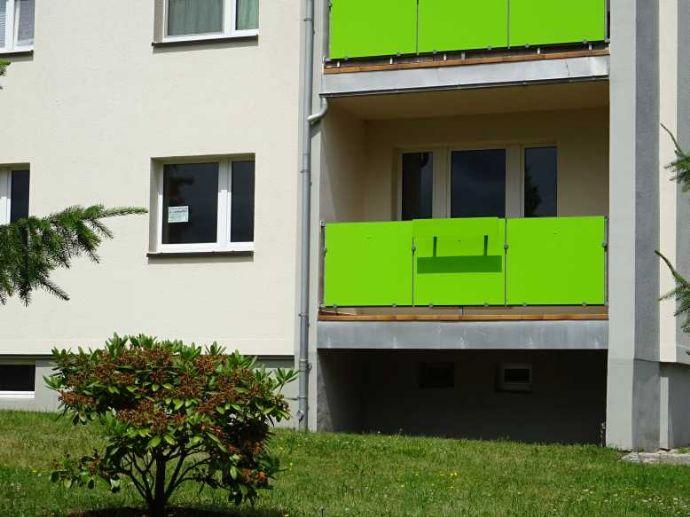 Kleine preisgünstige 3-Zimmer-Eigentumswohnung im Hochparterre