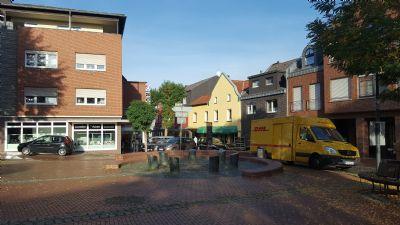 Wohn-Geschäftshaus mit Ausbaupotenzial zum Garten in der Baesweiler City!
