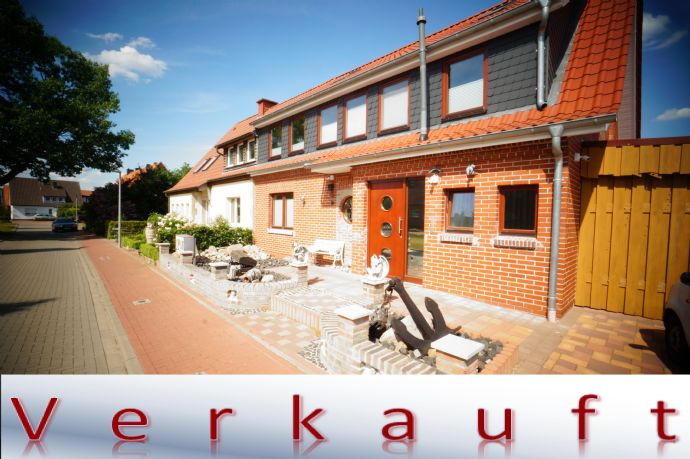 Sanierte Doppelhaushälfte in Bersenbrück