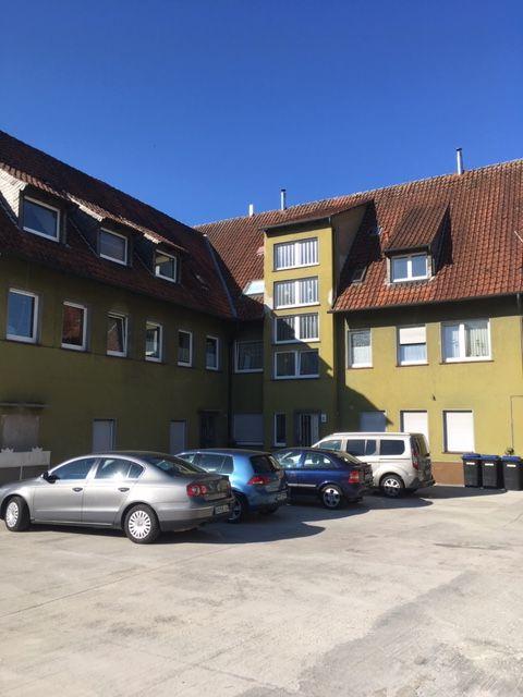 MW Hamm-Heessen / Friedensstraße 2 / 2 Zi. Mietwohnung