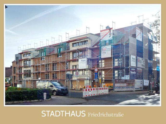 STADTHAUS Friedrichstraße Raffiniert geschnittene 2-Zimmer-Wohnung