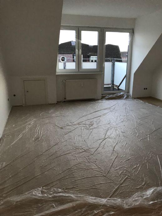 Frisch renovierte Zwei Zimmer Wohnung in Norderstedt Mitte grün, zentral, freundlich